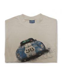AC Cobra Daytona Coupe Mens Classic Sports Car T-Shirt