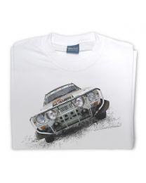Ford Escort MK1 Mens Classic Sports Car T-Shirt