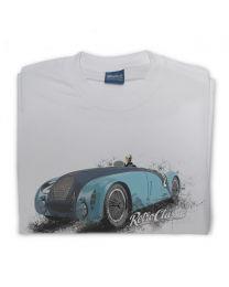 Bugatti 57G Race Car Mens T-Shirt
