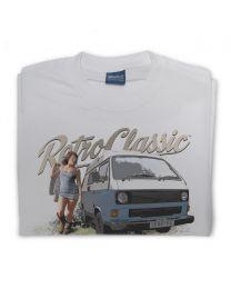 Camper & Robyn Walsh Mens T-shirt