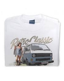 Camper & Robyn Walsh Tee - White