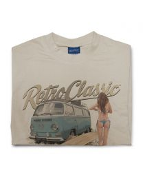 Surf chick and Camper Mens T-Shirt