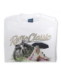 Classic Matchless Motorcycle Mens T-shirt
