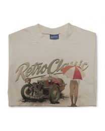 1930s Morgan 3 Wheeler and Vintage Lady Mens T-Shirt