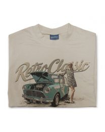 Mini MK1 and 60s Styled Lady Mens T-Shirt