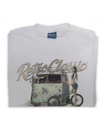 Rusty Rat Camper and Melisa Mendini BMX Riding Mens T-Shirt