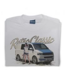John Soane's T5 camper van and Helen Mens T-Shirt