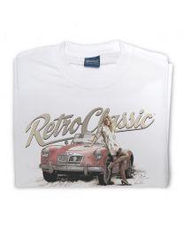 Classic MGA and model Siobhan Mens T-Shirt