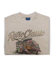 The Rat Crew Simson Motorcycle Mens T-shirt