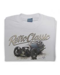 Modern Morgan 3 Wheeler Mens T-Shirt
