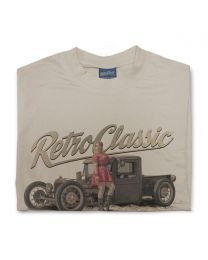The Dirty Farm Truck and Lillian Starr Mens T-Shirt
