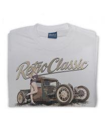 Help Miss Boston Bombshell - Dirty Farm Truck Mens T-Shirt