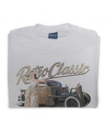 Kassy Buenrostro - 1946 Ratrod Chevy Truck Tee - Grey