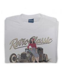 Kassy Buenrostro - Dirty Farm Truck Tee - Grey