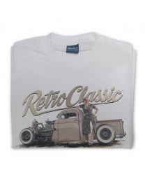 Ruby Woo - 1946 Ratrod Chevy Truck Mens T-Shirt