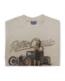 Stepanie Barragan - Dirty Farm Truck Mens T-Shirt