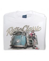 Rothfink Industries Collaboration Splitscreen Mens T-Shirt