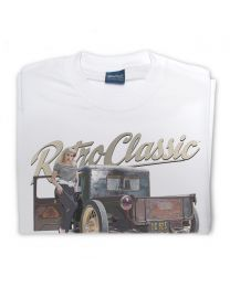Natalie - Dirty Farm Truck Mens T-Shirt