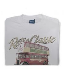 1947 Crossley DD42/3 Sunderland Corporation Transport bus Mens T-Shirt