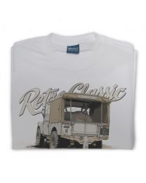 Land Rover inspired Series 1 Tee - Grey
