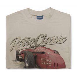 Classic Maserati 250F Racing Sports Car Mens T-Shirt