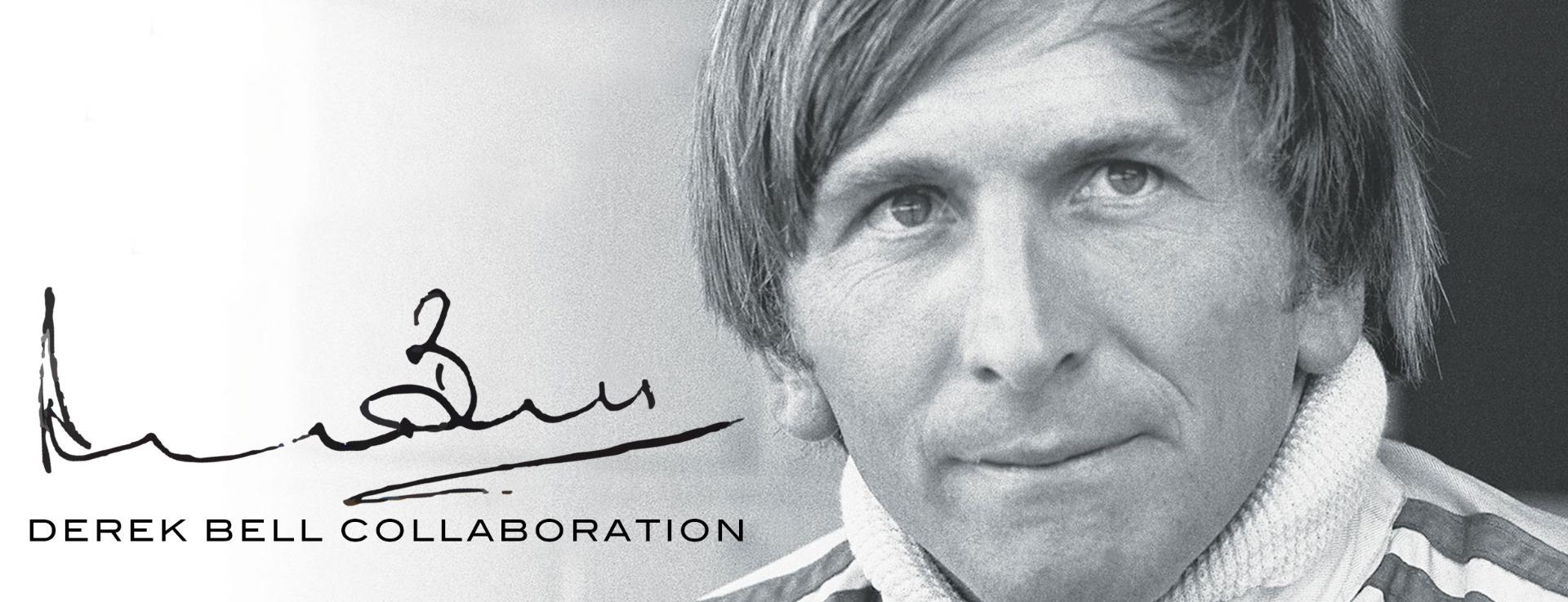 Derek Bell collaboration page