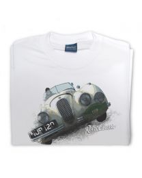 Jag XK120 Classic Car Mens T-shirt