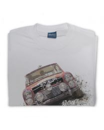 Monte Carlo Mini Mens Classic Sports Car T-Shirt