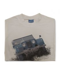 Land Rover Series 1, 4 x 4 Off Road Vehicle Mens T-Shirt