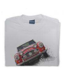 Austin Healey 3000 Classic Car Mens T-shirt