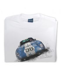 AC Cobra Daytona Coupe Mens Classic Sports Car T-Shirt