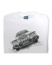 Ford Escort MK1 Mens Classic Sports Car T-Shirt