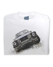 Ford Escort MK2 Mens T-Shirt