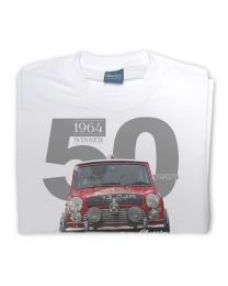 Paddy Hopkirk 50th Anniversary Mens t-shirt
