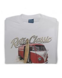 Surfers Bus Camper Mens T-Shirt
