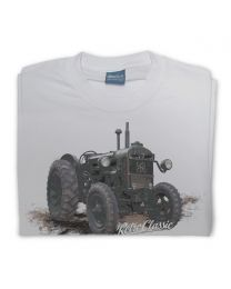 1945 Fordson Major Tractor Mens T-Shirt
