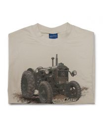 1945 Fordson Major Tractor Tee - Sand