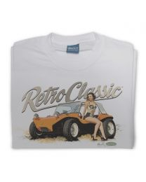 Meyers Manx Buggy - Dave Warren and Adam Allen Collaboration Mens T-Shirt