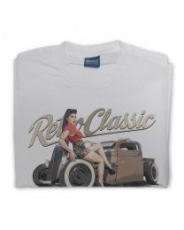 Zelda - 1946 Ratrod Chevy Truck Mens T-Shirt