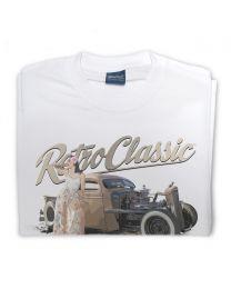 Kassy Buenrostro - 1946 Ratrod Chevy Truck Mens T-Shirt