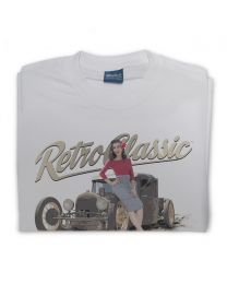 Kassy Buenrostro - Dirty Farm Truck Tee - Grey