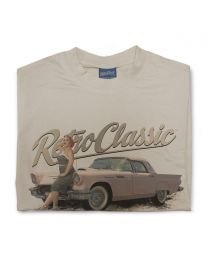 Celina - 1957 Ford Thunderbird Mens T-Shirt