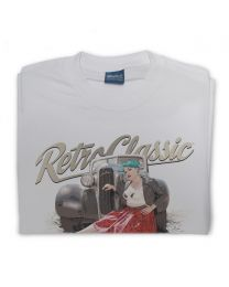 Redrum - 1939 Cadillac Lasalle Coupe Tee - Grey