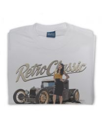 Stepanie Barragan - Dirty Farm Truck Tee - Grey
