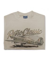 Hawker Hurricane Fighter Plane Mens T-Shirt