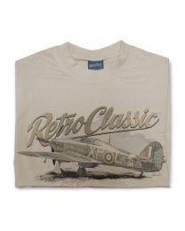 Hawker Hurricane Fighter Plane Mens T-Shirt