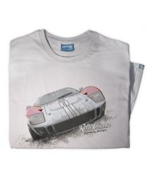Ford GT40 (inspired by movie 'Le Mans 66') Tee - Sand