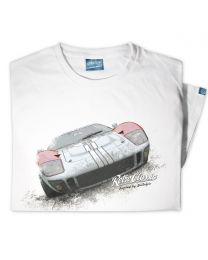 Ford GT40 (inspired by movie 'Le Mans 66') Mens T-Shirt