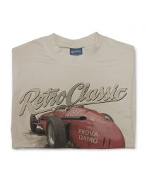 Classic Maserati 250F Racing Sports Car Mens T-Shirt
