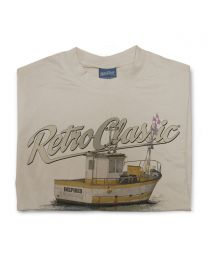 Fishing Boat Mens T-Shirt